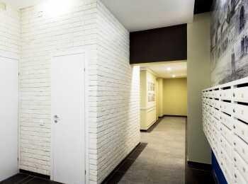 Облицовка стен декоративным кирпичом